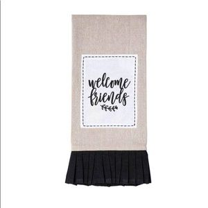 Dish Towel - Welcome Friends